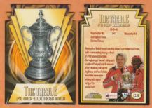 Manchester United Treble F.A Cup C9